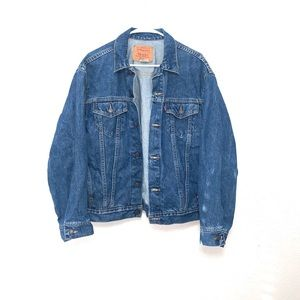 Levi's Men's Denim Trucker Jacket